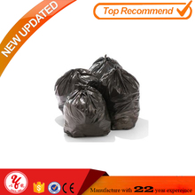 30/55 gallon heavy duty refuse hdpe waterproof disposable plastic bag