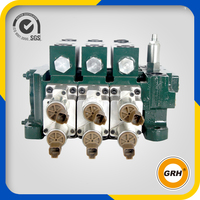 Hydraulic Sectional Directional Control Valve for Mechanical