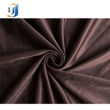 silk fabrics dubai brushed velvet all kinds of fabrics 100GSM-250GSM