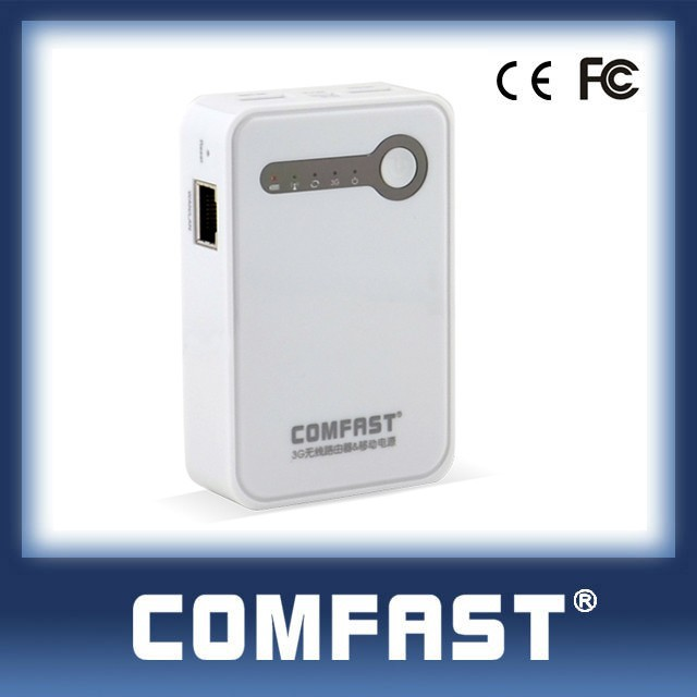 CF-WR620N 150mbps Usb Dongle 3G WiFi Router 3G With SIM Card Slot