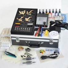 2017 hot sale cheap tattoo kits for beginners