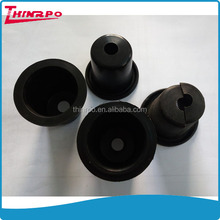 China supplier hot-sale rubber seal cup with synthetic fiber rubber seal with fiber