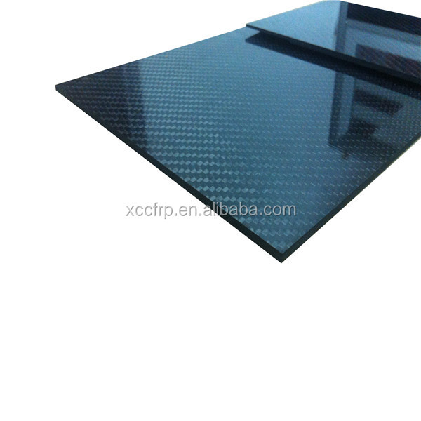 Carbon Fiber 1MM 2MM 3MM 4MM 5MM Price Carbon Fiber Sheet