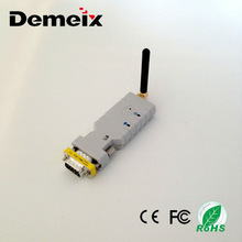 Standard Bluetooth v2.0 to rs232 485 adaptor converter for industrial communication and kitchen cashier factory price
