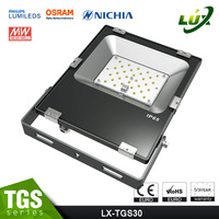 New series super design SMD IP65 CE ROHS 5 years warranty 20w led flood black cool white light outdoor