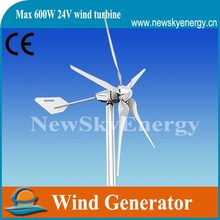 2016 Hot Selling Homemade Wind Turbine
