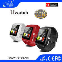 china manufacturers Touch Screen Cheap smart watch OEM U8 Smart Watch mobile phone For Android And IOS