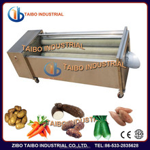 High quality stainless steel vegetable&fruit peeler/potato peeler machine/automatic electric potato peeler