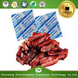 China Wholesale Factory Price Oxygen Absorber For Baked Meats/Beef Jerky