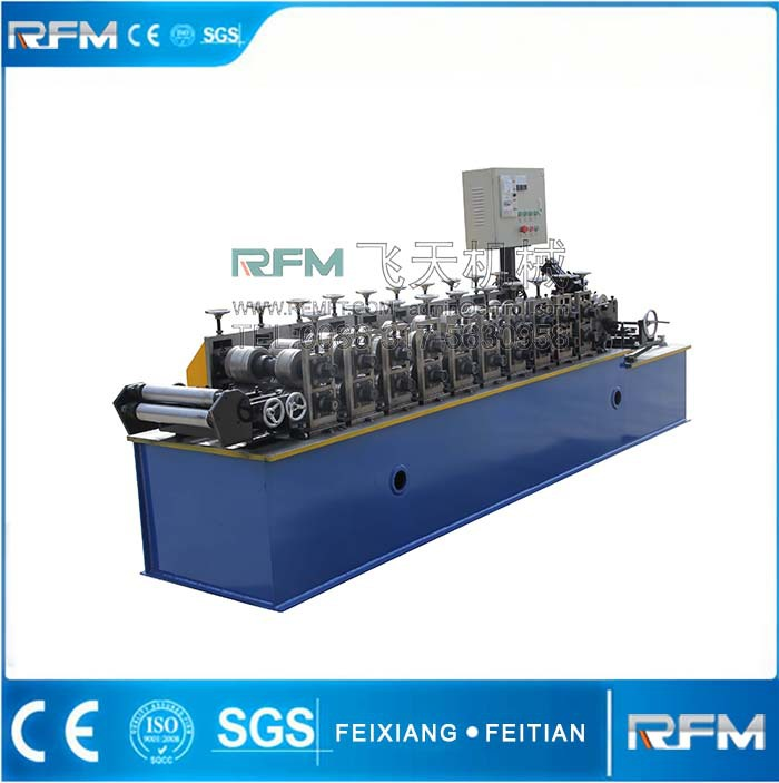 Fast Speed Partition Wall Metal Stud/track Roll Forming Machine in Construction and Decoration