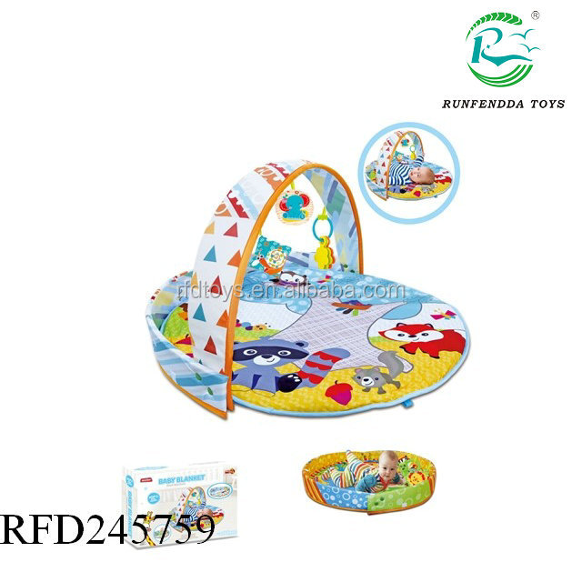 Hot sale play mats for kids indoor baby blanket