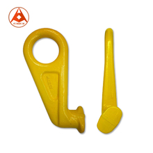 High Quality G80 Eye Container Hook Lifting Hook