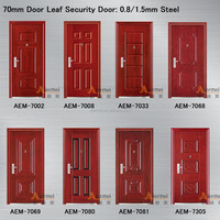 used metal security doors