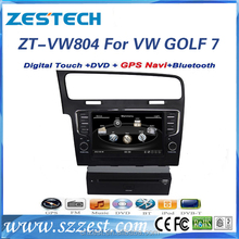 car headrest for volkswagen golf 7 with dvd gps bluetooth dvd radio multimedia