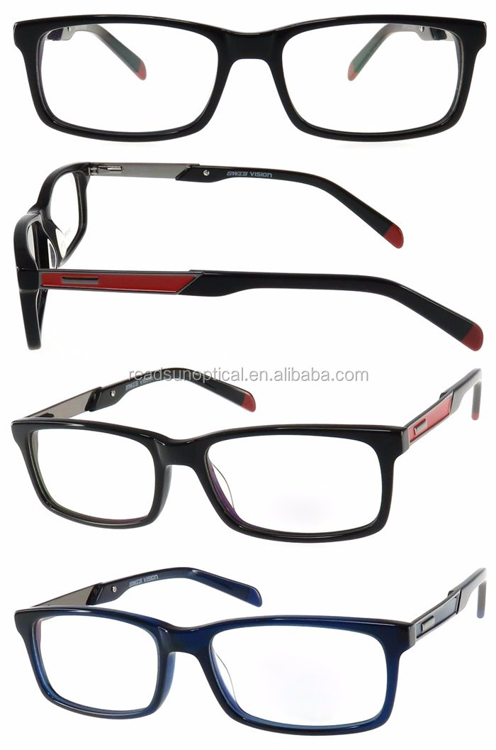 Custom hot-sale acetate pictures of optical frames