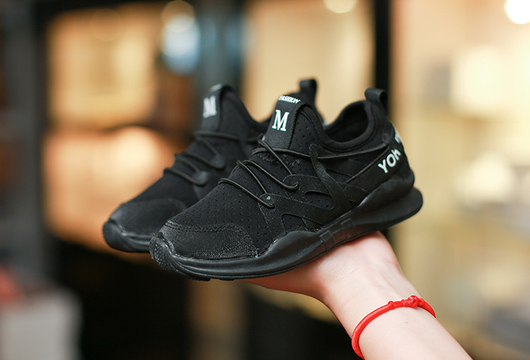 2017 new autumn breathable casual children's sports shoes boy running shoes wholesale