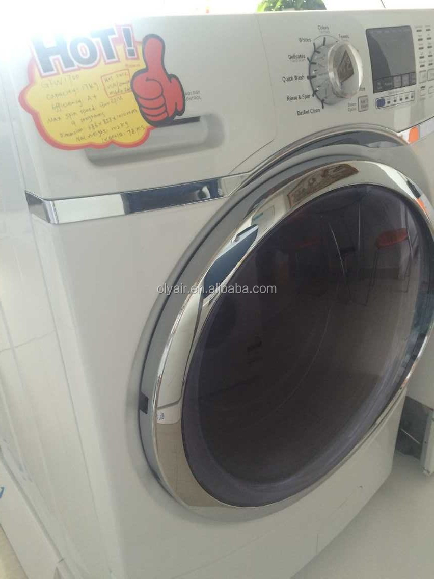 OLYAIR GE model 17KG FRONT LOADING WASHING MACHINE