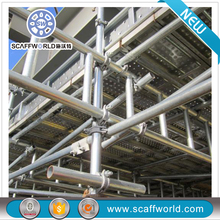 Best scaffolding galvanized steel roof trusses for sale