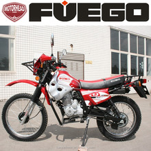 Enduro Motorcycle 250cc CG200 Dirt Bike Off-Road