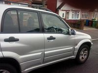 Suzuki Grand Vitara year 2005 petrol, Automatic