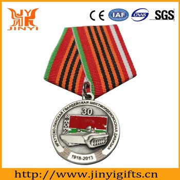 Free design soft enamel pewter technology customized medal metal