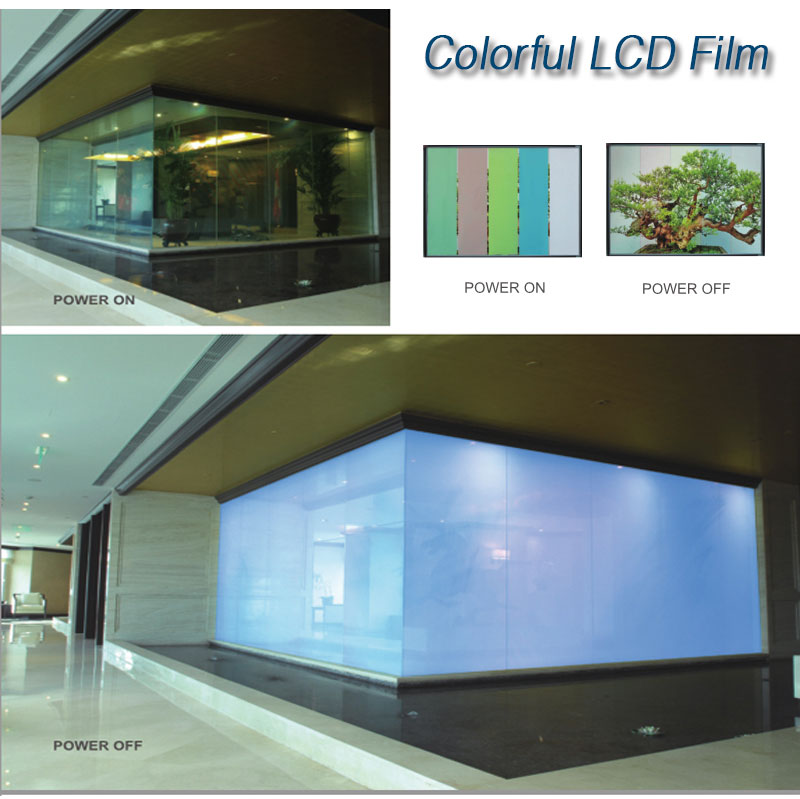 Self Adhesive Pdlc Film Smart Film Smart Glass Buy