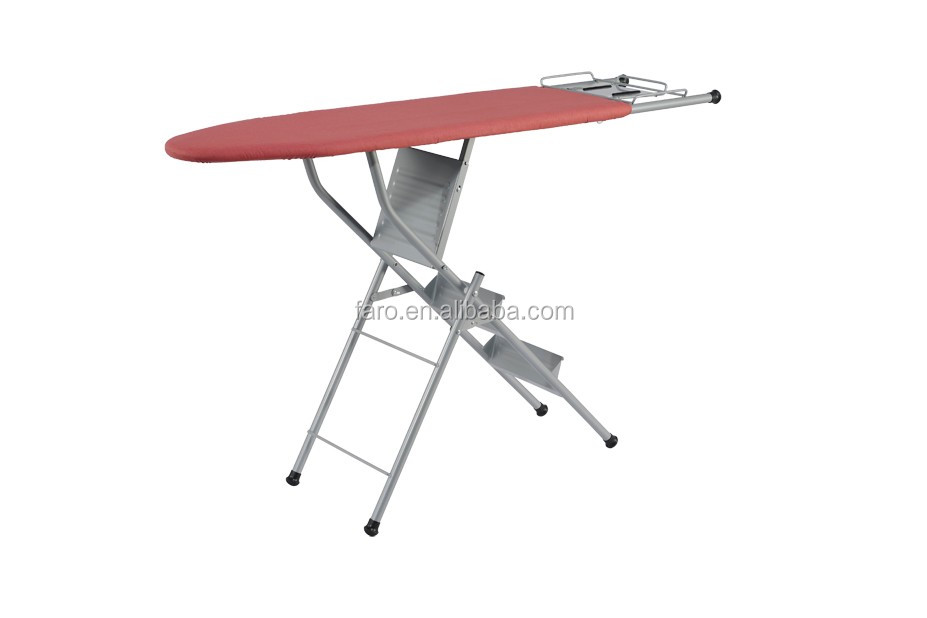 2016 fanrong new European ironing board with step ladder hot sale ,made in china