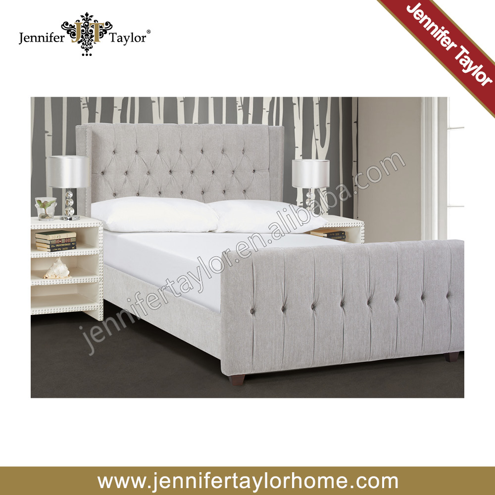 Latest customized hotel guest bed room furniture