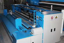 HongYi -ISO9001 high capacity automatic nonwoven fabric roll cutting machine