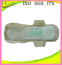 Disposable Style and Day Time Used Sanitary Pads