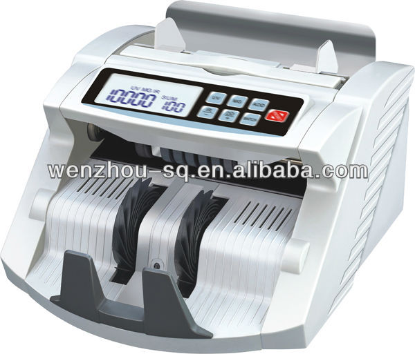 Competitive Price Banknote Counter with LCD Display Suitable for multi-currency DMS-180T Money Counting Machine