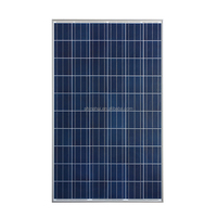 2016 shinehui high efficiency polycrystalline solar module 250 watt new technology for home system