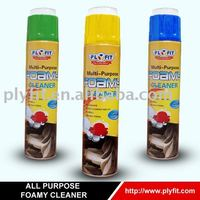 auto part all purpose foamy cleaner