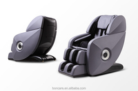 2014 New Brand 3D Leisure Zero Gravity Slide Massage Chair, Heated Shiatsu Foot and Leg Massager
