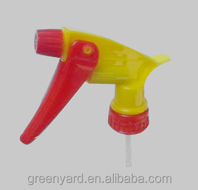 28/410 colourful plastic trigger spray,hand mini trigger sprayer kitchen clean sprayer