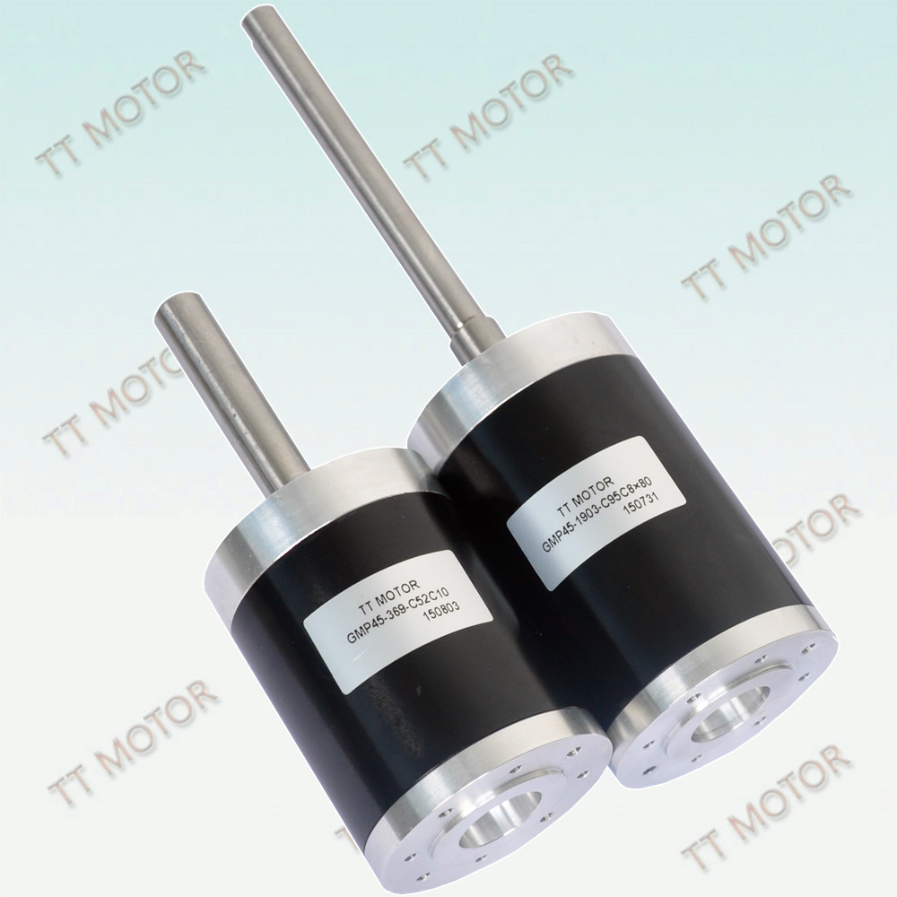 TT MOTOR of 45mm high torque 12v 8nm high torque dc planet gear motor
