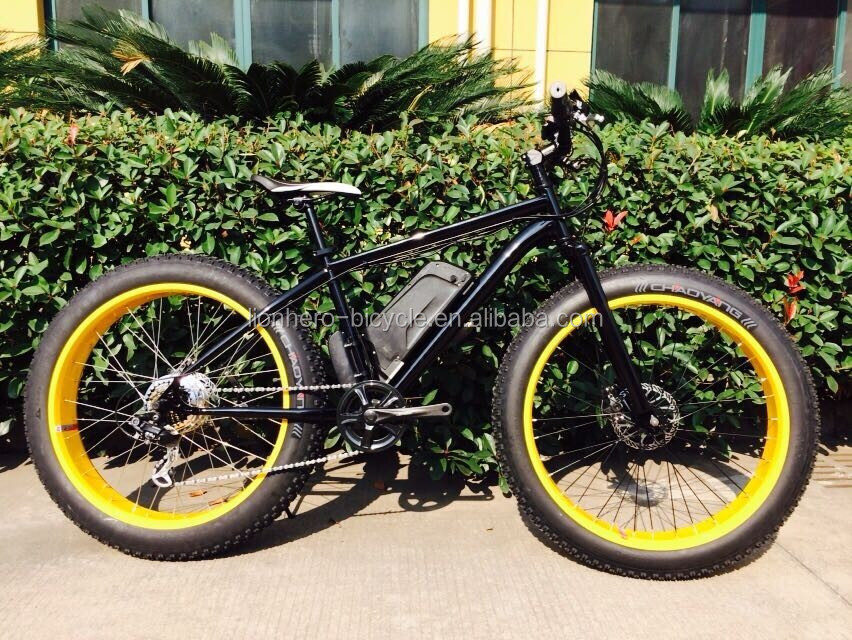 jinhua fat 36V 300W power strong electric bike new design electric mountain bicycle