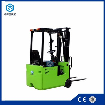 Reach Truck Forklift with Alarm Light