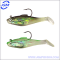 new fishing lure for sea fishing lure salt water lead head soft lure