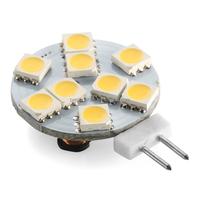 G4 Mini LED Car Lamp 5050 9SMD Interior Light White PA