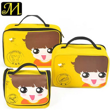 Children Professional Toiletry Cosmetic Storage Bag Sets for Travel