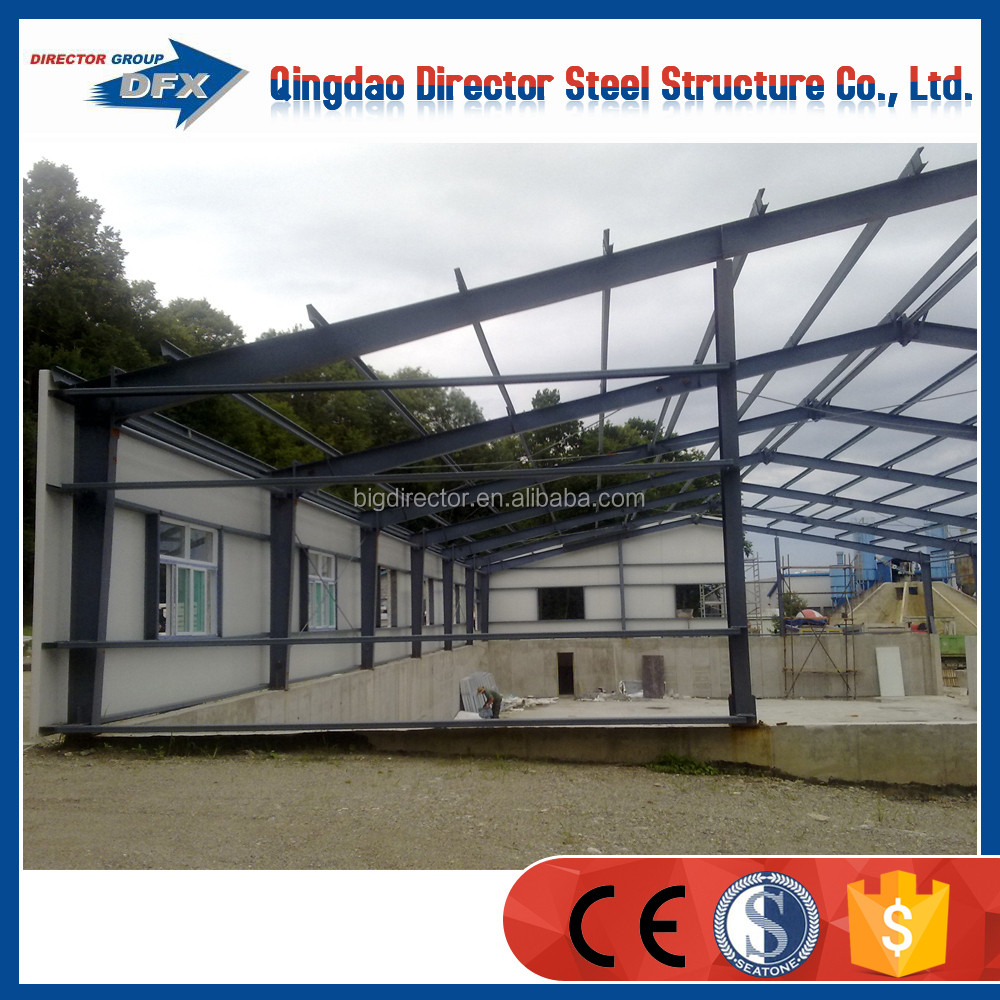 Light Steel Prefabricated Chicken Farms Types Of Poultry House