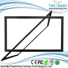 55 inch led infrared touch screen overlay kit/multi IR touch frame for lcd monitor