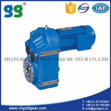 Popular and competitive price helical gearbox and parts advantages