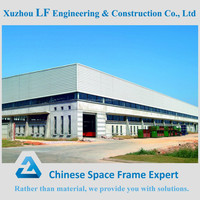 Chinese prefab steel used warehouse buildings for sale