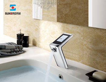 Family Use Electric Basin Water Faucet