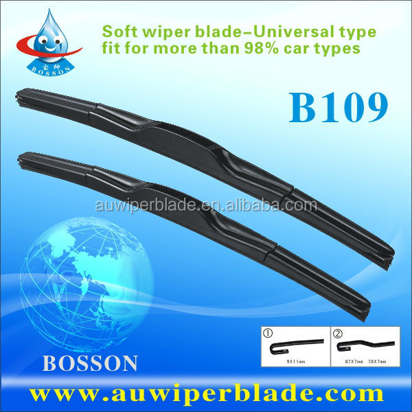 products china higher qaulity universal wiper blade