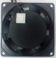 110vac 220vac fan small size 80x80x25mm industrial cooling fan