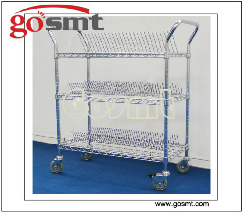 SMT Reel Storage ESD Cart