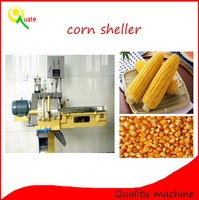 220v maize grain husker sheller/ thresh corn husker/ thresh corn husk machine